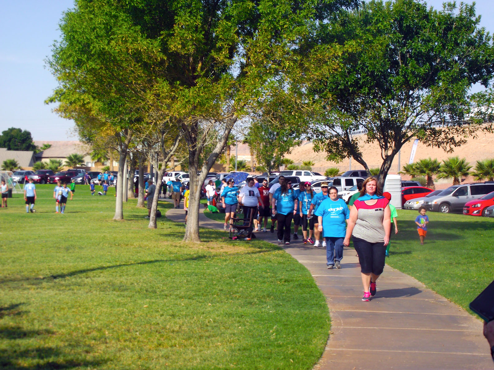 Walk in Memory / Walk for Hope grows again