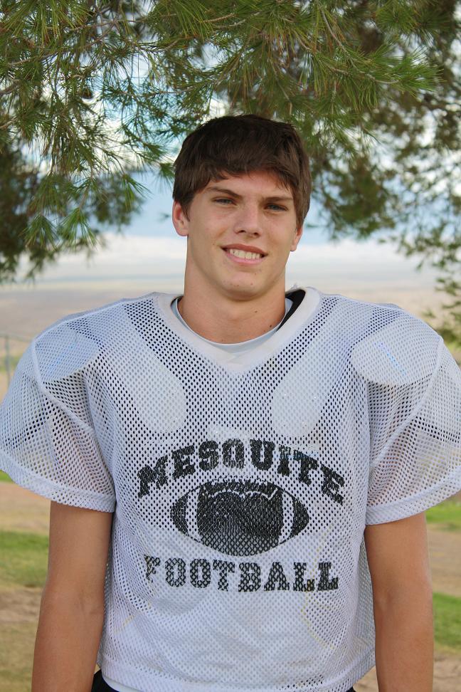 Cody Jones named Kokopelli Athlete of Week