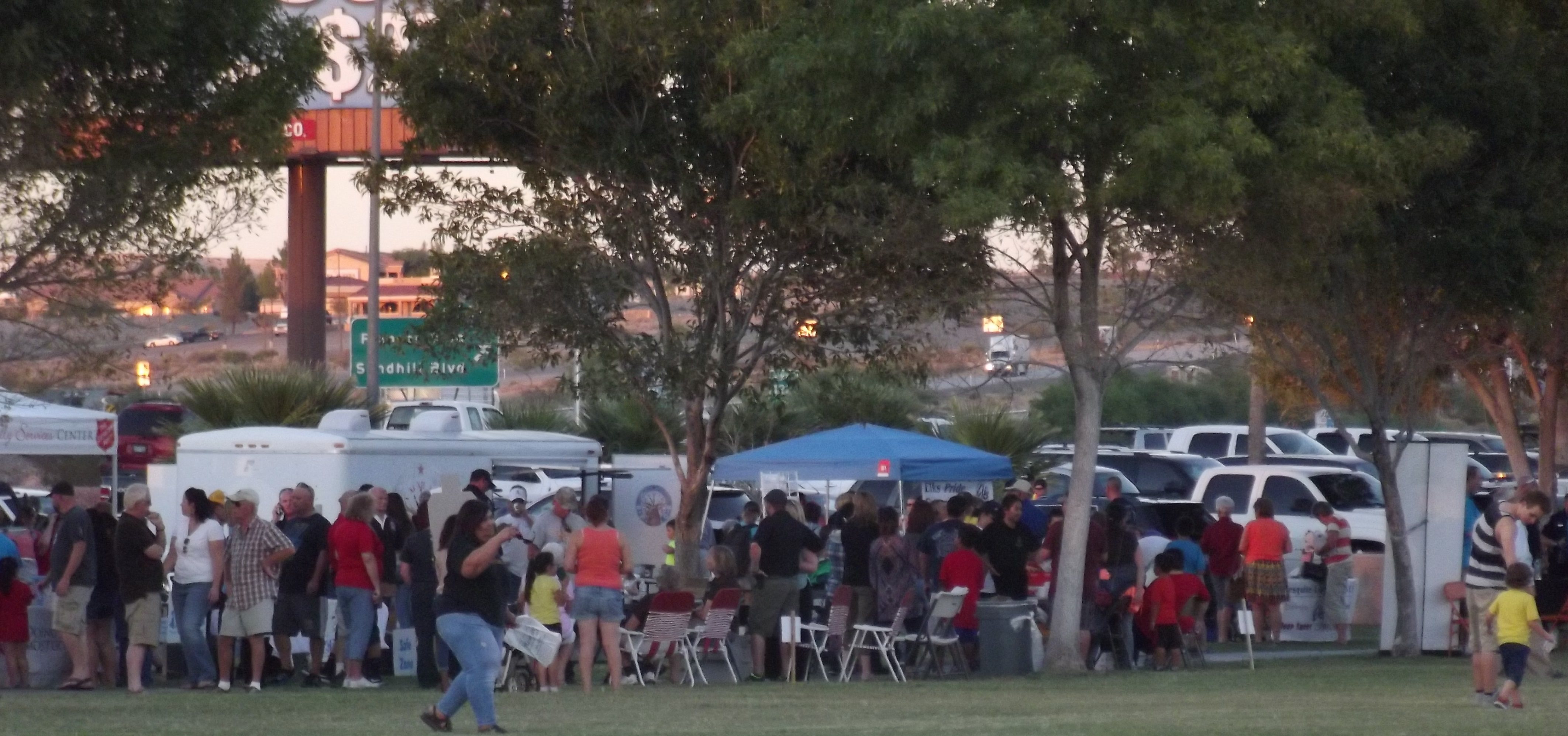 MPD thanks Community for Mesquite Night Out support