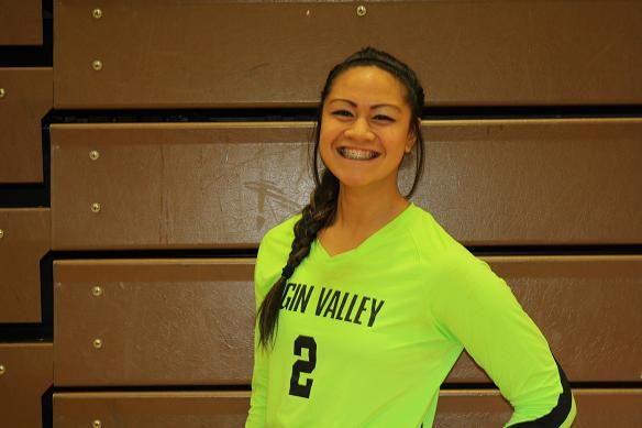 Kokopelli Athlete of the Week: Bernice Fiso