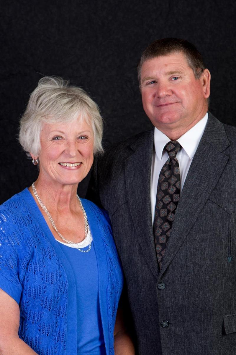 Couple to leave for mission