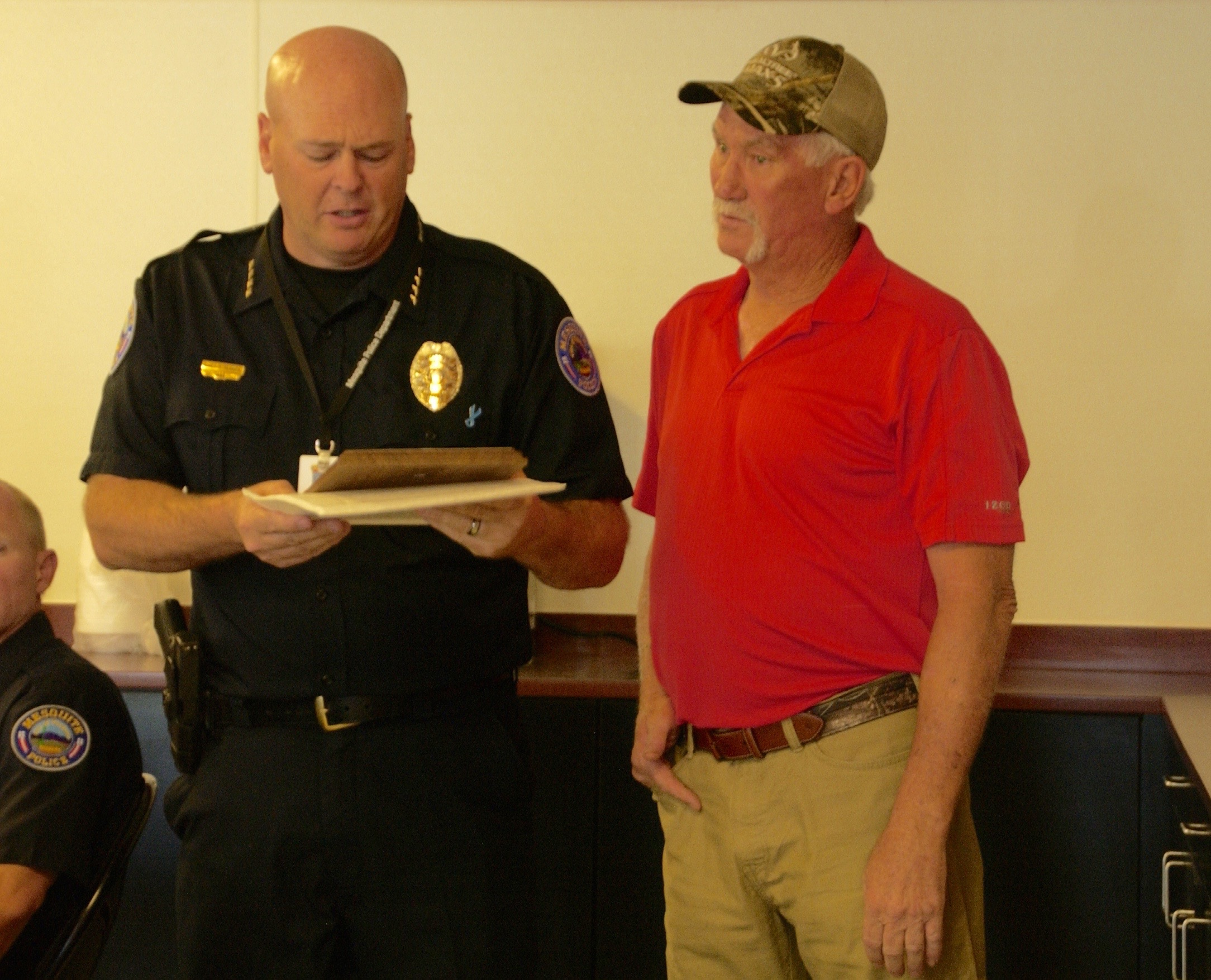 Two Pillars of MPD Retire
