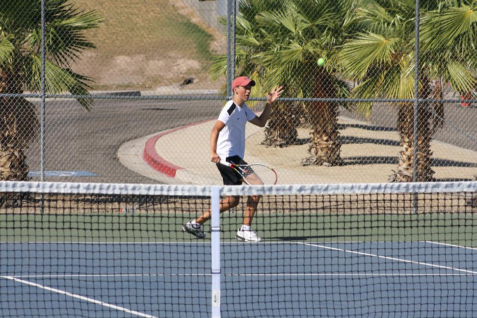 VVHS Tennis round up Sept. 14, 2015