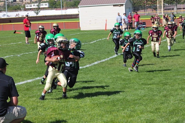 Youth Football takes consecutive wins