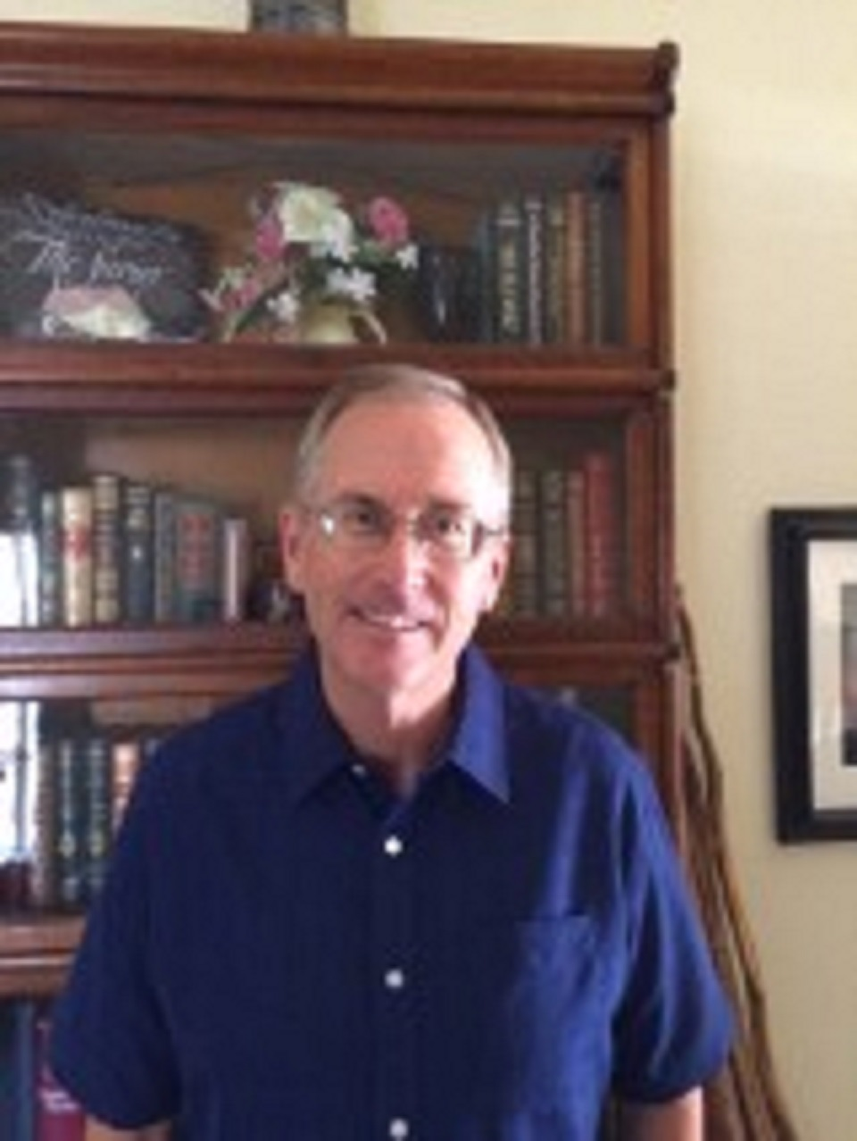 Local Pastor publishes new book