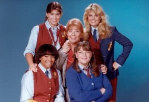 Cast of The Facts of Life