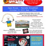 Mesquite Fire Rescue hosting Pancake Breakfast