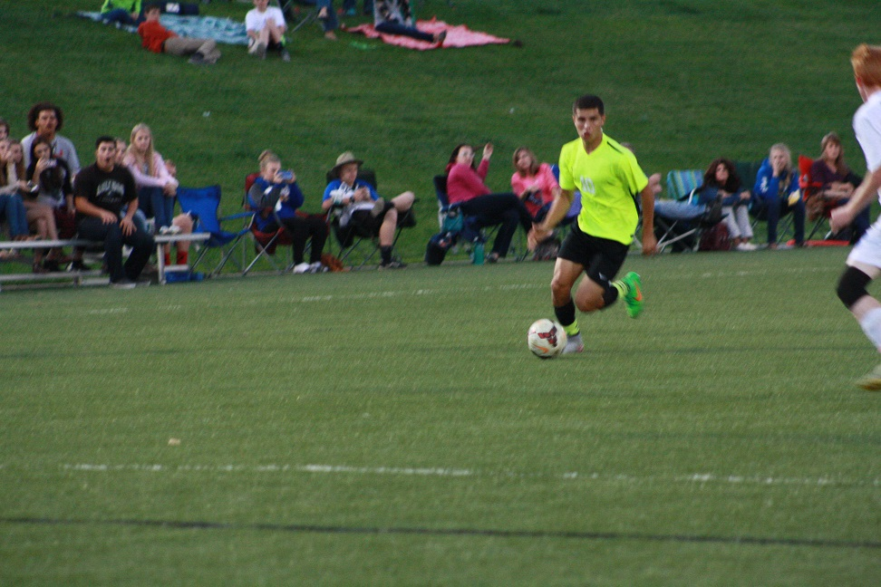 Bulldog soccer guys sink Pirates 7-0 keep Rivals Cup