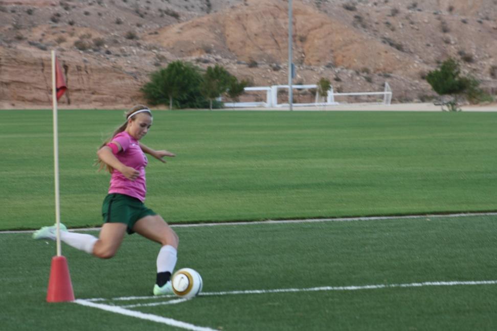 Bulldog soccer gals shutdown Pirates 2-0