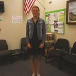 VVHS welcomes Netherlands Exchange Student