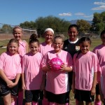 FC Mesquite Blast supports Breast Cancer Awareness Month