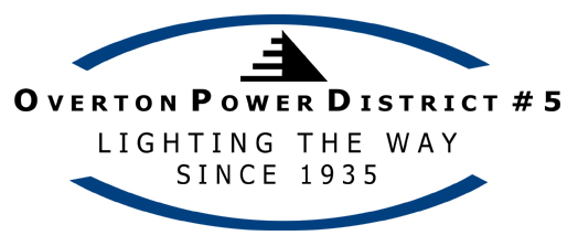Overton Power District No. 5 communications improvements