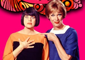Kaye Ballard and Eve Arden promotion for The Mothers-in-Law - NBC TV