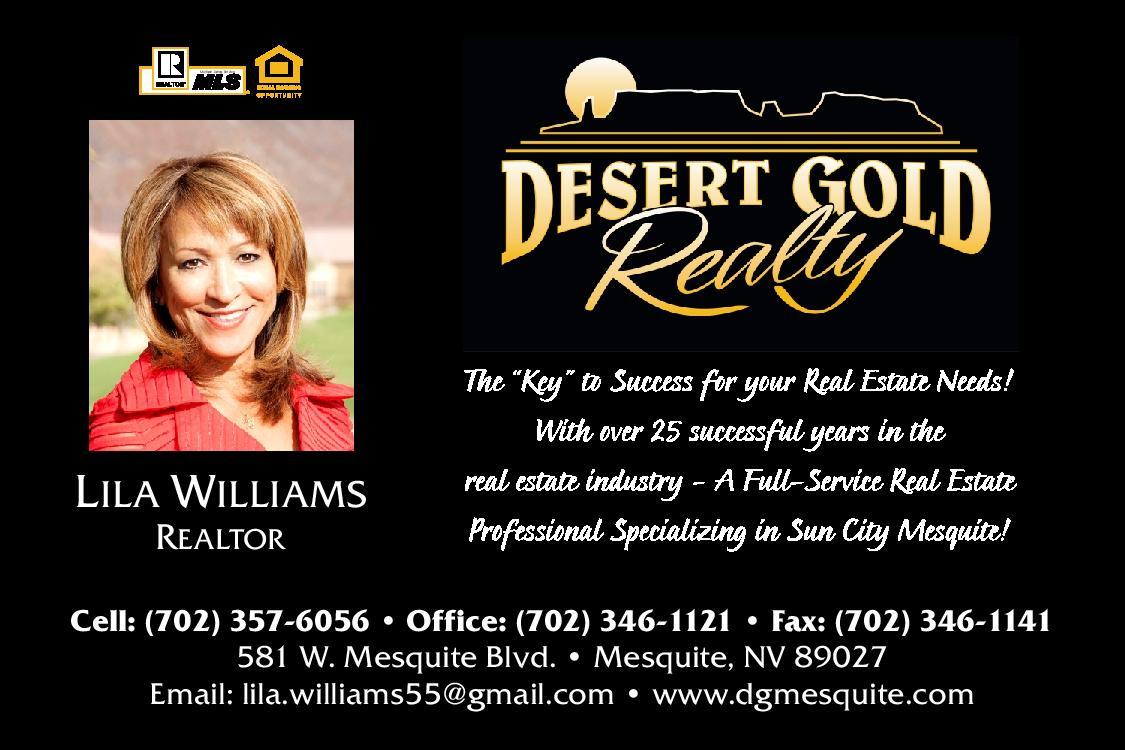 Featured Realtor: Lila Williams