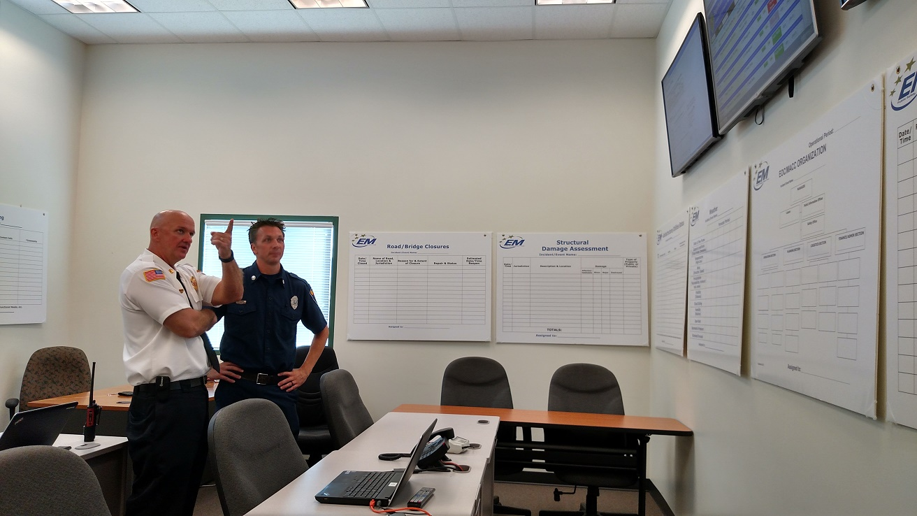 Taking Care of Business, the EOC way