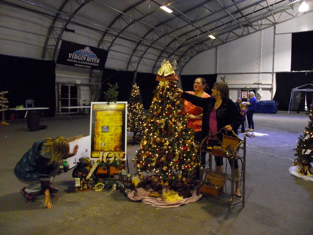 19th Annual Tree Festival is a 'joyful' experience