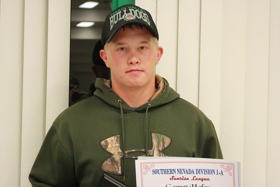 Kokopelli Athlete of the Week: Garrett Hafen