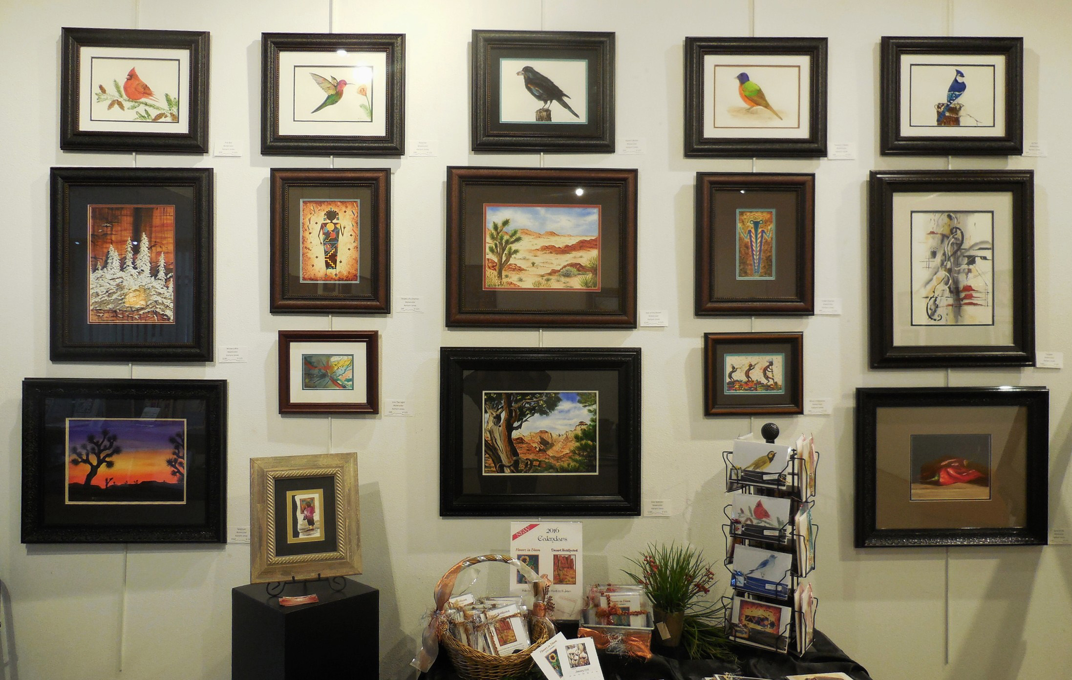 Thirteen is Lucky Number at Mesquite Fine Arts Gallery