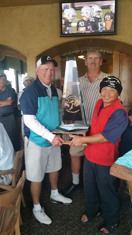 Yeh, Kennard Win MMGA Club Championships