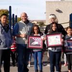 Rotary Awards Art Students