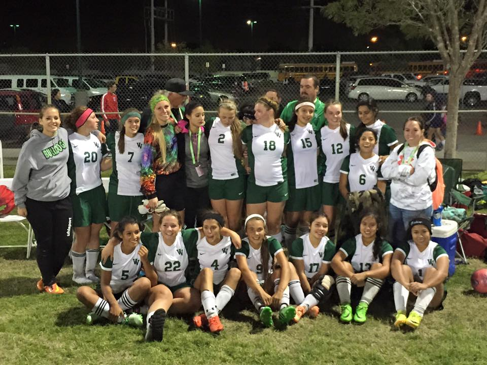 Desert Shields upset Bulldog soccer gals 3-1 in 1-A playoffs