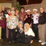 Car Club Celebrates Christmas