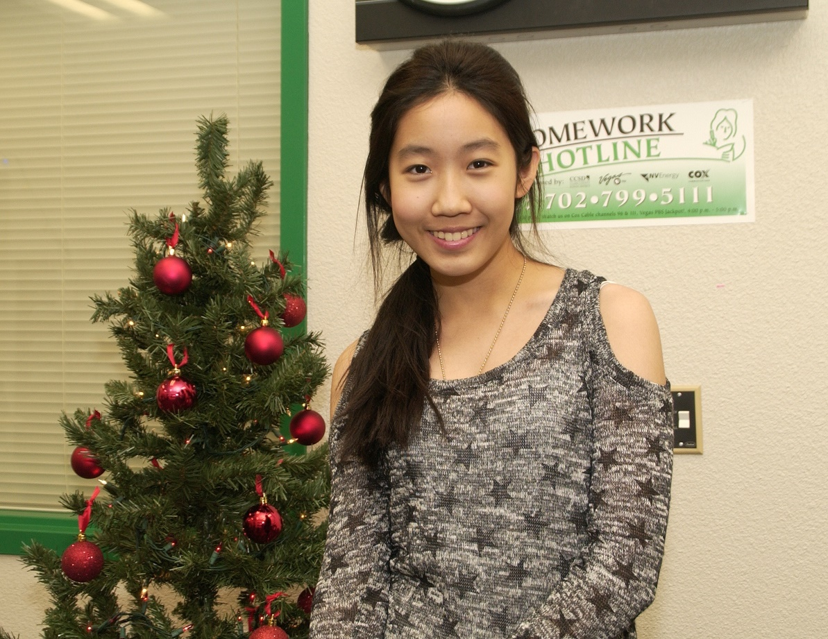 Thailand Exchange Student enjoying Mesquite school year