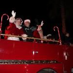 Inaugural Light Parade in Photos