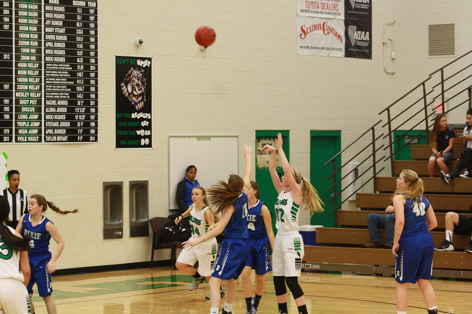 Lady Dawgs lose championship game to Wildcats