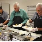 Community enjoys Thanksgiving together