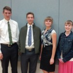 Youth Committee indexing ancestral records
