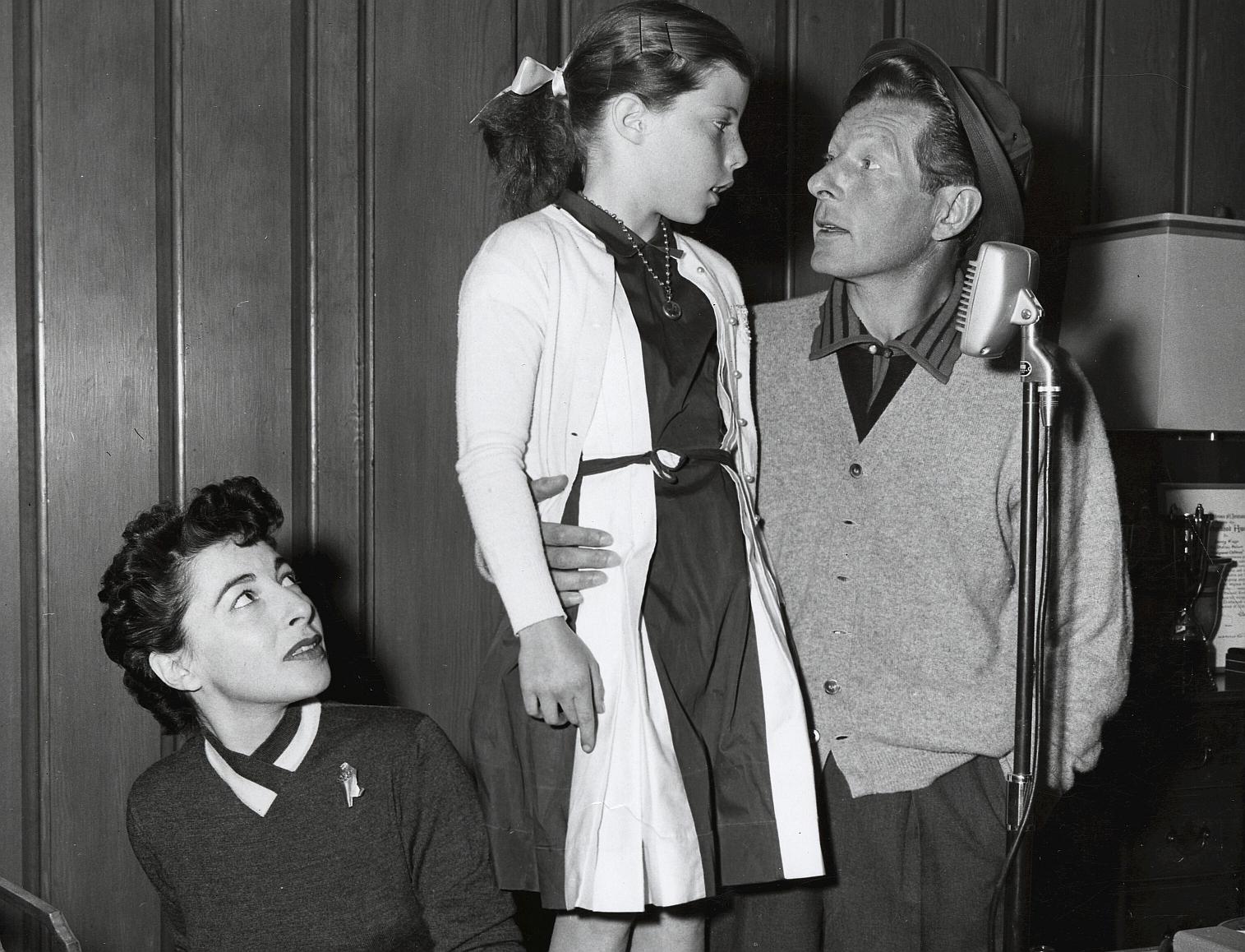 DVD highlights talents of Danny Kaye