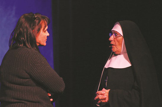 Agnes of God is Riveting, Chancy Production for Mesquite