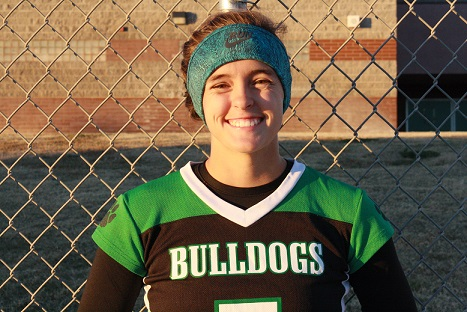 Kallie Graves, Athlete of the Week