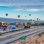 35 Colorful Hot Air Balloons to Fill Sky Over Mesquite
