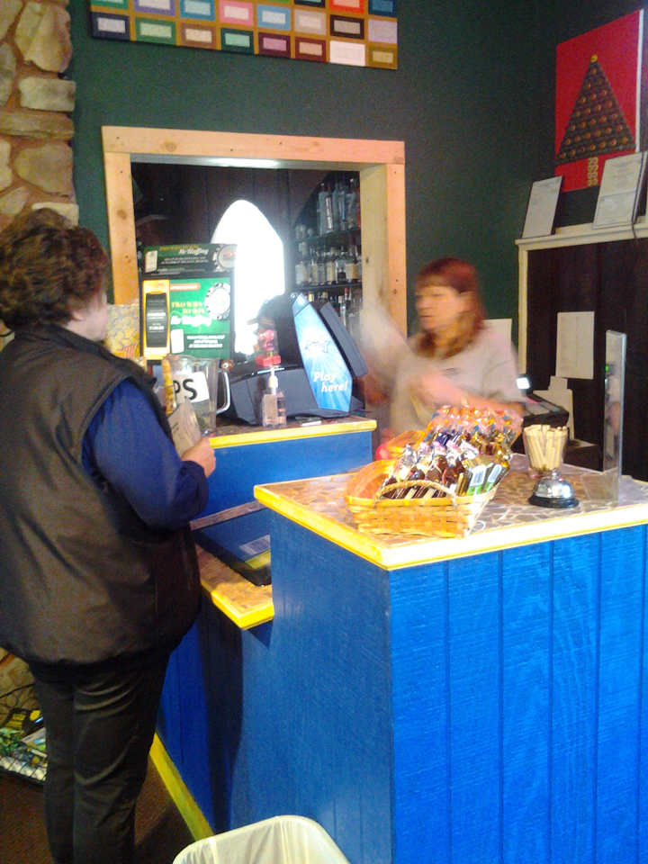 Beaver Dam Offers 'No Wait' lines for Lottery Sales