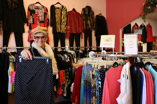 Boutique closing its doors