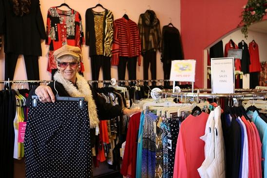 Boutique closing its doors