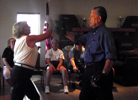 Free Self-Defense Workshop for Women