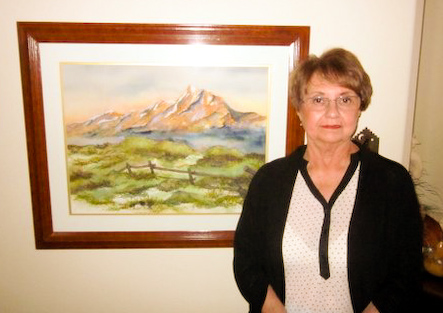 Barbara Halicki Featured as February Artist of the Month