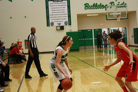 Lady Dawgs open 2016 with 41-31 loss to Lynx