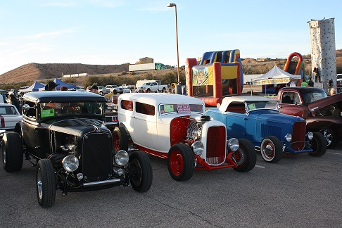 Motor Mania Will Rev Up Mesquite