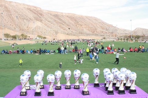 Mesquite hosts 'Presidents Cup' soccer tourney