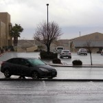 The Sky Was Falling Over Mesquite