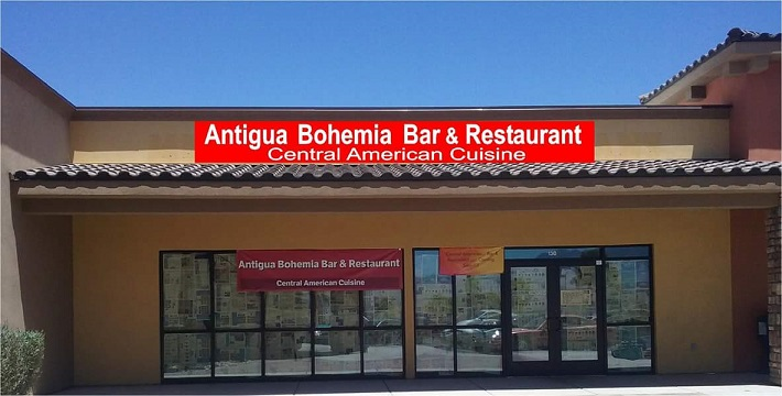 Featured Restaurant 'Antigua Bohemia'