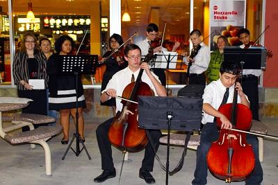 Harmonic Strings Kids Share Love of Music