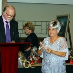 Wiseman Honored at Hearts for Arts Annual Gala