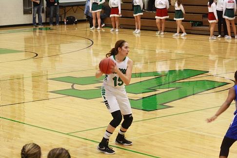 Lady Bulldog Basketball 2015-2016
