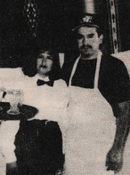 Black & White photo: Maria and Guadalupe Martinez 1998