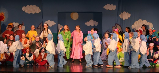 Mesquite Kids Fly with Peter and Wendy